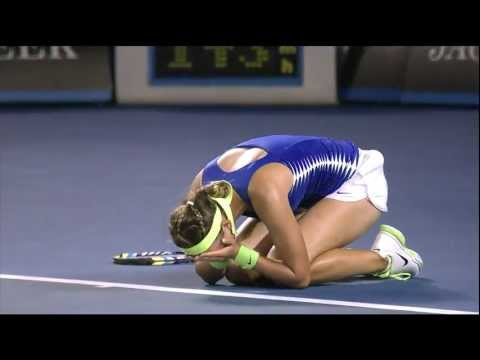 Highlights: 2012 Women's Final | Australian Open 2012