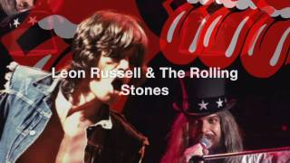 Leon Russell & The Rolling Stones - Wild Horses Early version 12/04/1969-70