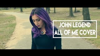 Gambar cover All Of Me - John Legend Cover by vChenay & Gary David