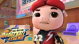 猪猪侠之竞球小英雄 第十四季 GG Bond: Dodgeball Legend S14 EP22