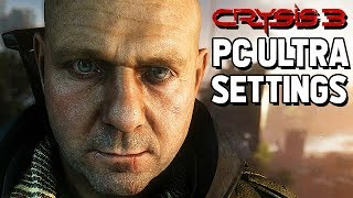 Crysis 3 Gameplay German ULTRA PC Settings - Die Macht der 2080 Ti