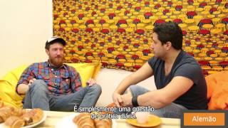 Vozes da Babbel   Aprenda Espanhol Com Luca & Matthew