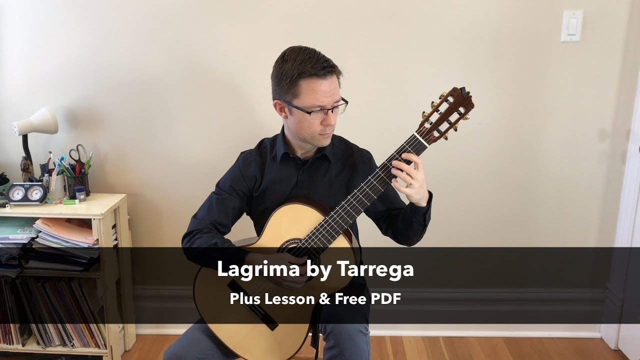 how to play classical guitar pdf