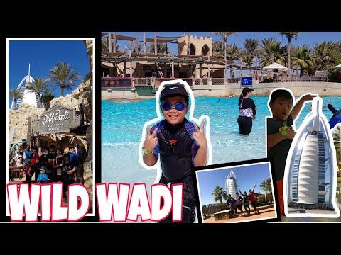 Wild Wadi Water Park Dubai I Water Slides, etc.