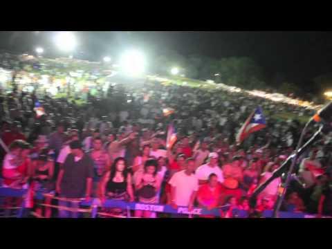 PUERTO RICAN FESTIVAL IN BOSTON. MA