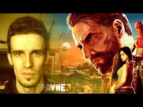 MAX PAYNE 3 (2012) - Análisis / crítica / reseña HD