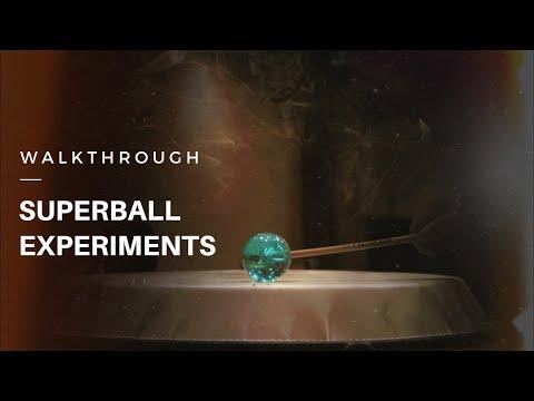 Walkthrough: Superball