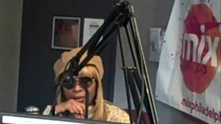 Mary J Blige talks about Beyonce