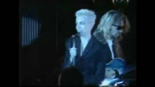 Eurythmics - I need you & you have placed a chill ( in my heart )
