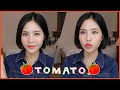 Eng) 🍅매끈매끈 깨끗한 토마토 메이크업🍅 ㅣ Kyungsun 경선