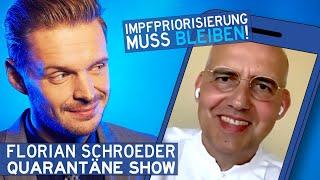 Die Corona-Quarantäne-Show vom 19.05.2021 mit Florian & Prof. Eckhard