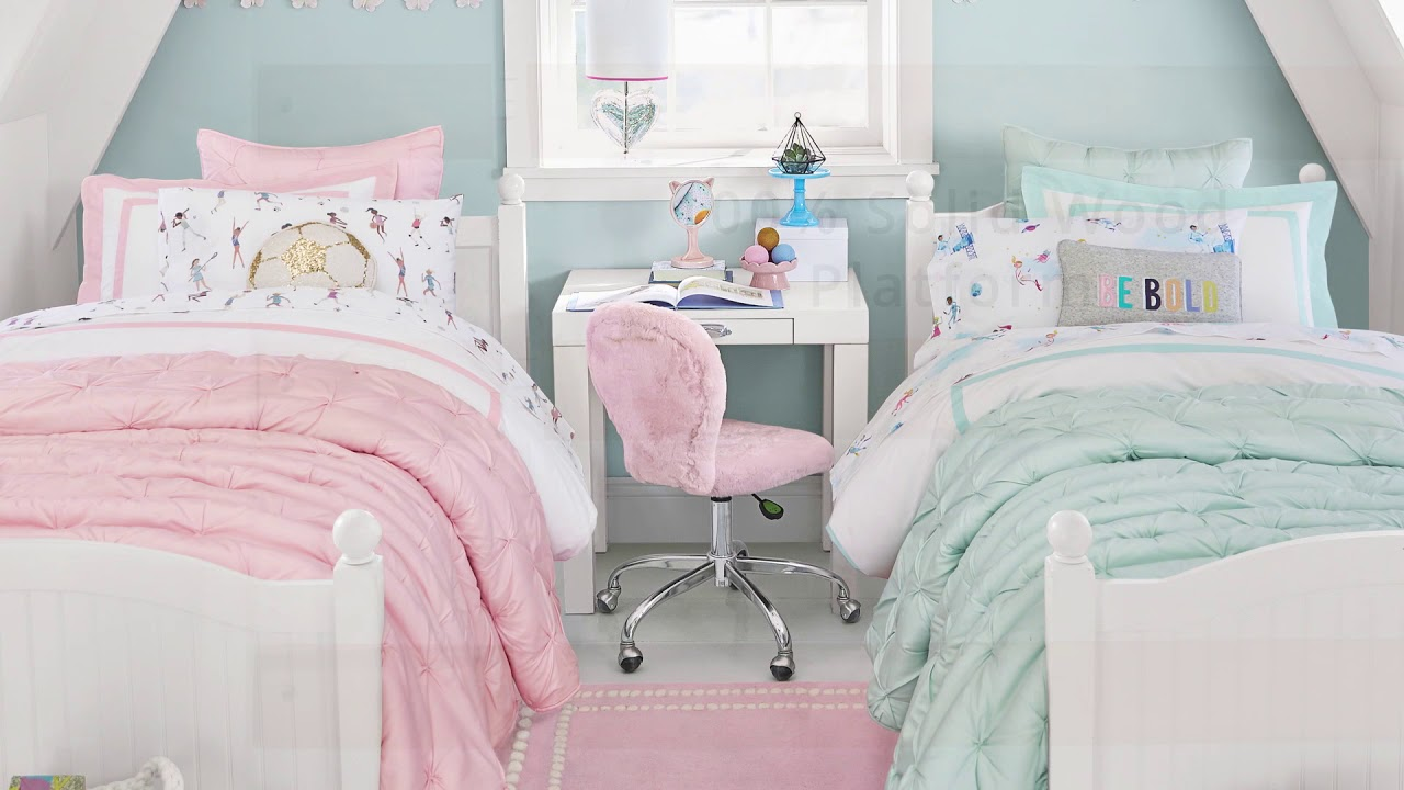 Catalina Bed Pottery Barn Kids