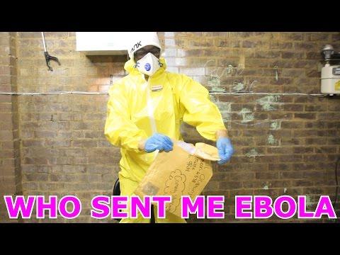 WHO SENT ME EBOLA!?
