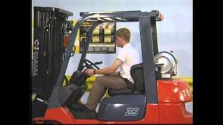 Forklift Training - What's Wrong With This?