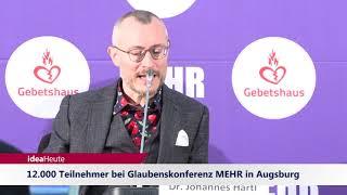 ideaHeute vom 06 01 20 - Sternsinger - MEHR-Konferenz