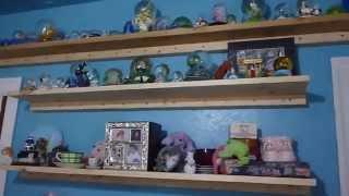 Easy diy floating  shelves (woodworking)