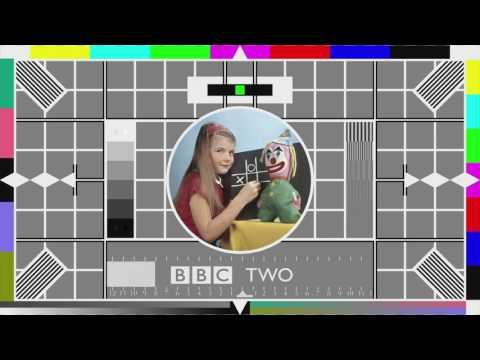 BBC Two HD Testcard