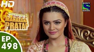 Bharat Ka Veer Putra Maharana Pratap - महाराणा प्रताप - Episode 498 - 4th October, 2015