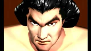 Virtua Fighter 3tb (Dreamcast) Arcade as Wolf