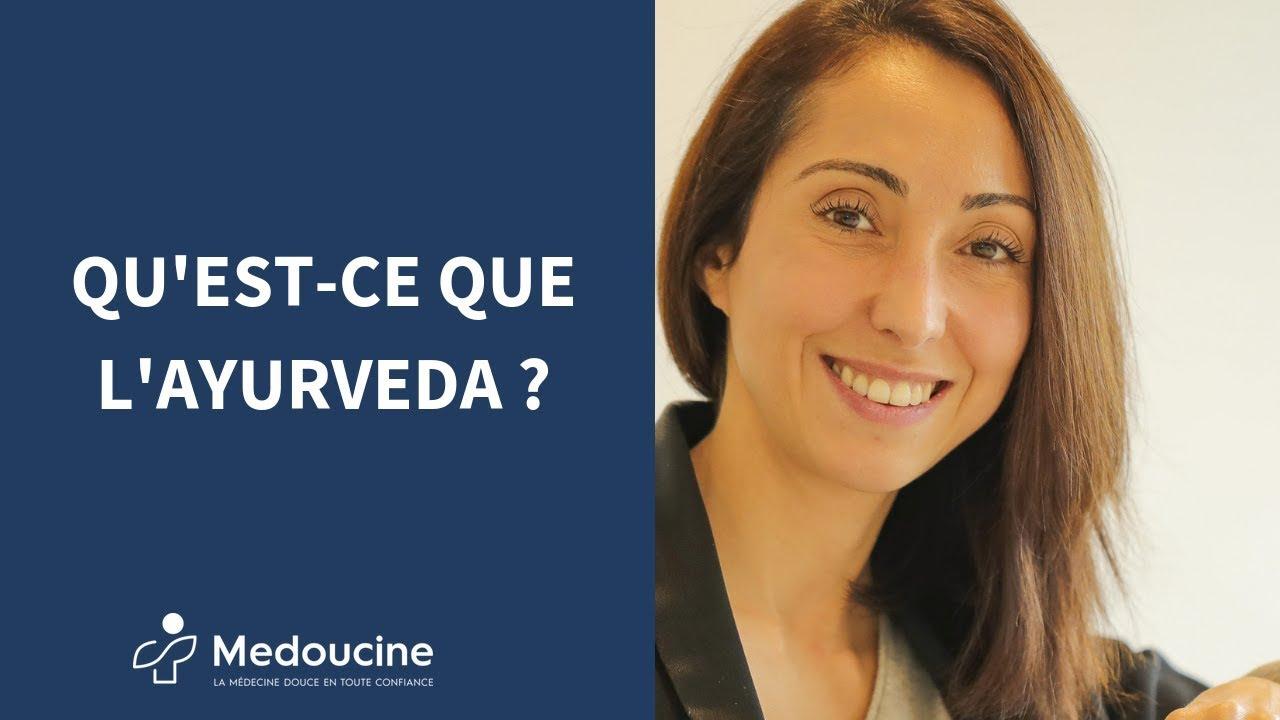 Amélie Clergue Vaurès, qu'est ce que l'Ayurvéda ?