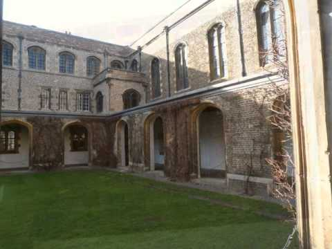 Jesus College - Cambridge