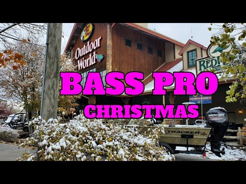 BASS PRO SHOP CHRISTMAS