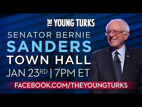 Bernie Sanders Interview with Ana Kasparian of The Young Turks