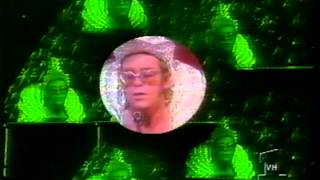 "Elton John- The Cher Show, 1975 ""Lucy in the Sky With Diamonds"""