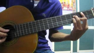 Lời của gió - Hướng dẫn đệm guitar
