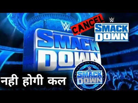 tomorrow-smackdown-show-cancel!-smackdown-26-june-show-change-!covid19-in-wwe