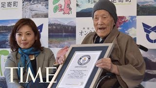 World's Oldest Man Dies In Japan At Age 113 | TIME
