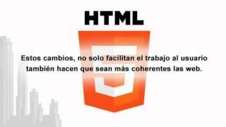 Para que sirve el html5 | SEO Coaching