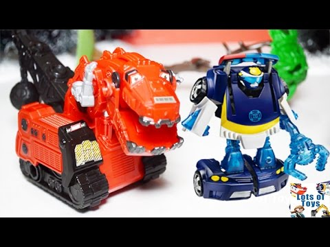 Chase the Police Bot, Blaze and the Monster Machines Play Doh Adventures, Stories Compilation