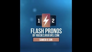 Flash Pronos - 08/06/2019 - Pronostics gratuits (Roland Garros, équipe de France, Euro 2020)