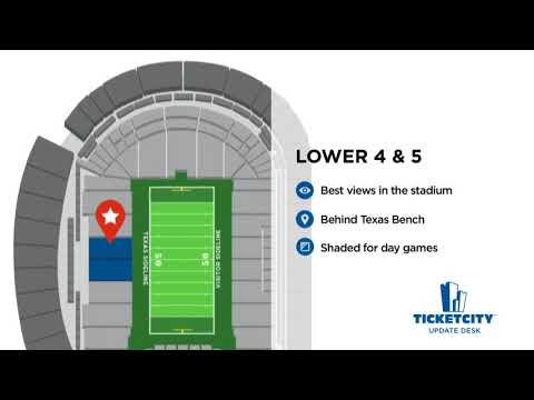 DKR Memorial Stadium Seat Recommendations - The TicketCity Update Desk