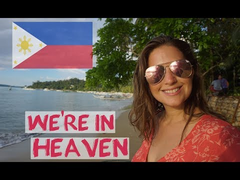 We're In Heaven | Philippines Palawan Paradise