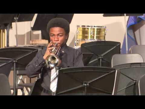 """Winton Woods High School & Middle School """"Showcase of Bands"""" Concert - February 27, 2019"""
