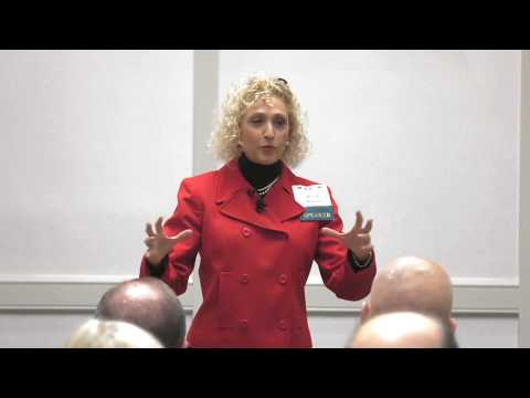 Maria Guida Speaks, Financial Leadership Summit: Endowment Technique