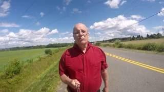 Je Te raconte  retrait de ma  vésicule biliaire en urgence  en marchant sous les nuages
