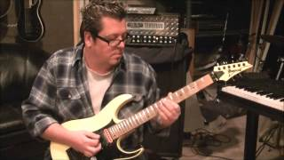 How to play Centre Of Eternity by Ozzy Osbourne on guitar by Mike Gross