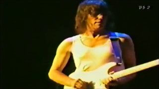 Jeff Beck Space For The Papa Live