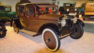 National Automobile Museum 1921 to 1930