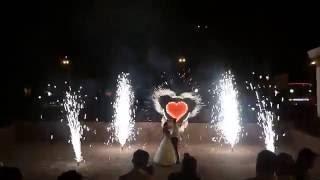 Салют фейерверк на свадьбу в Самаре и Тольятти.