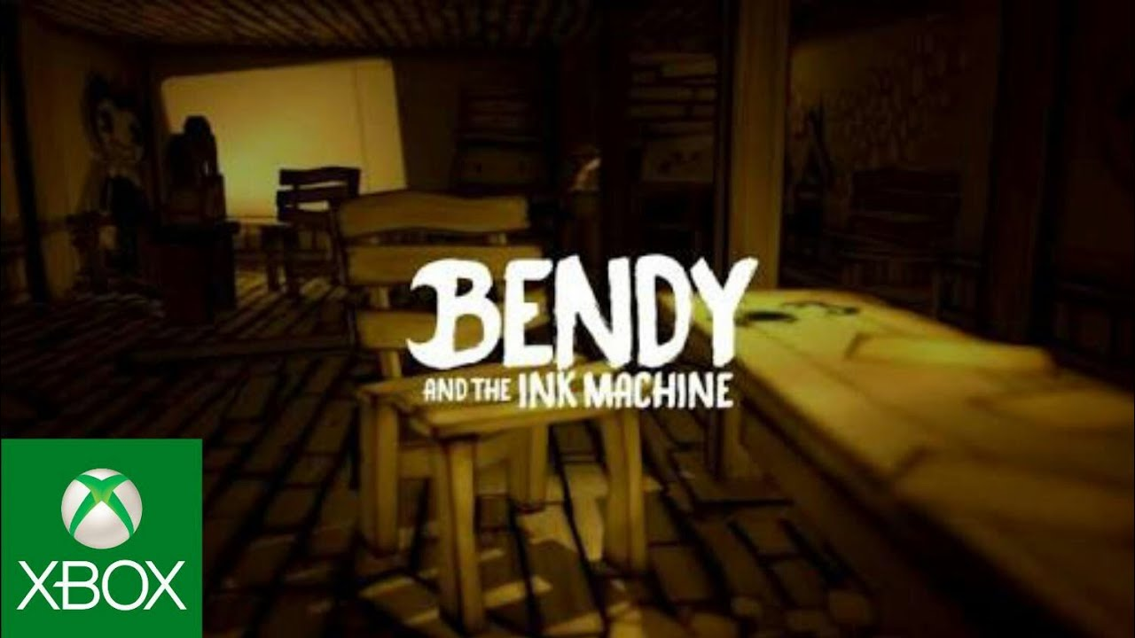 Bendy and the ink machine xbox one trailer (fan made ...