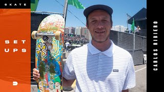 Setups: Carlos Ribiero Switch Jam Winning Board Setup