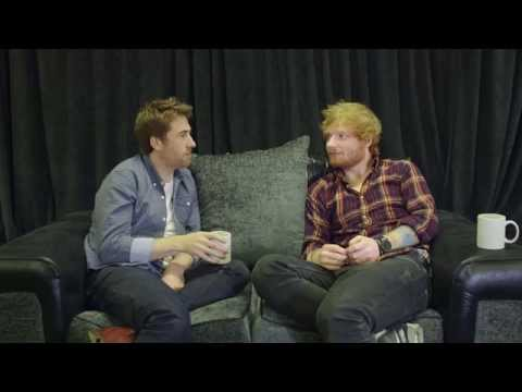 Tea with Ed... Jamie Lawson