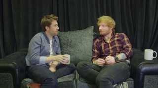 Tea with Ed... Jamie Lawson