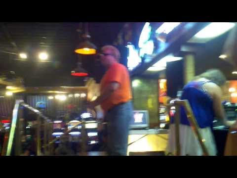 South Dakota karaoke. Nailed it.