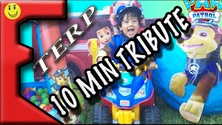 ryan toys review 10 min tribute a compilation of ryan toys review and nursery rhymes songs