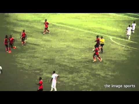 Ghana beat Mozambique 3 1